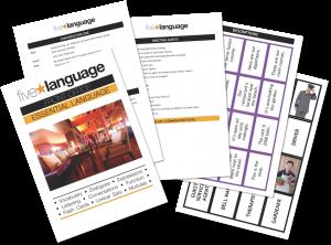 Essential Language 4