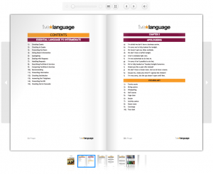 Essential Language Flipbook